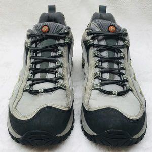 Merrell Radius Waterproof Hiking Boots Womens Sz 9